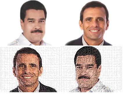 Candidatos Venezuela