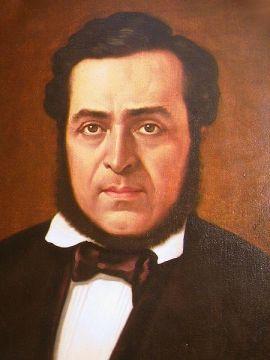 Retrato oficial de Juan Rafael Mora Porras