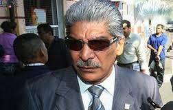 El candidato de Arena, Norman Quijano. El Salvador.